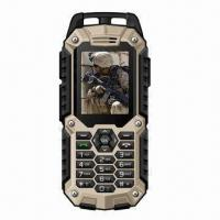 Buy cheap IP67 Waterproof Mobile Phone with Dual-SIM Card and GPS Navigation from wholesalers