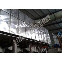 Buy cheap Commercial Fluting Paper Corrugated Production Line With AC Variable Frequency from wholesalers