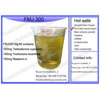 Buy cheap Oil Based Injection Gear FMJ 300 Semi Finished Liquid For Bodybuilding product