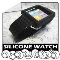 China Silicon Watch Case for iPod Nano 6g on sale