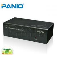 Buy cheap PANIO VP114A 4 Port VGA Splitter With Audio-TW from wholesalers