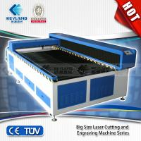 Buy cheap Please send price on Large scale/Big size laser cutting and engraving machine/laser cutting engraving machine 80-150W from wholesalers