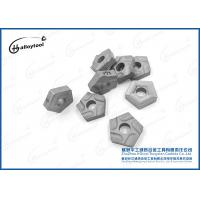Buy cheap 51605A Tungsten Carbide Inserts / Tungsten Carbide Cutting Tools from wholesalers