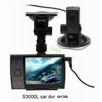 Buy cheap A3000L 3.5'' HD LCD Cycle Recording 120 Degree Wide Angle Russian Japanese English Chinese Korean from wholesalers