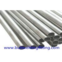 Buy cheap UNS S32750 1.441 Super Duplex Stainless Steel pipe 2 1/2'' SCH10s White from wholesalers
