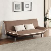Buy cheap 2 Pillow Modern Home Sofa Bed Pull Out For Added Versatility L195*W102 / 123*H90 / 32CM from wholesalers