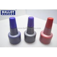 Buy cheap High Gloss Waterproof Rubber Stamp Ink , Rubber Stamp Permanent Ink from wholesalers