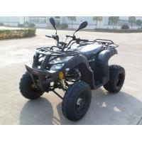 Balanced Bar Engine Utility ATV , CVT 200CC Farm ATV With Reverse