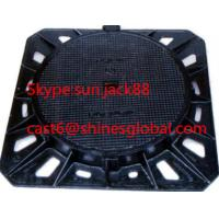 Buy cheap Manhole Covers and Frames/Gully Grates from wholesalers