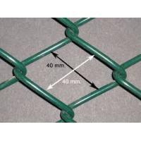 Buy cheap 2014, China good galvanized chain link fence( diamond wire mesh) from wholesalers