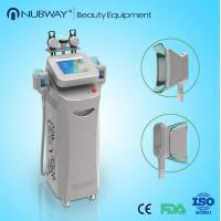 Buy cheap Stubborn fat killer! cryolipolysis fat freeze slimming machine with CE certification product