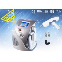Buy cheap Q Switched Medical Laser Tattoo Removal Equipment with Pulse Energy 532 / 1064nm from wholesalers