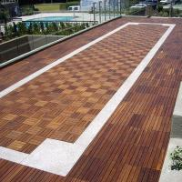 Buy cheap Waterproof Wood Outdoor Decking Flooring product