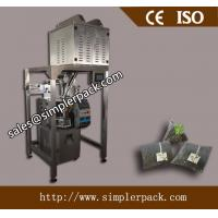 Buy cheap Pyramid Nylon Ceylon Tea Bag Packing Machine with Four Head Weighs from wholesalers