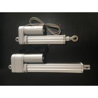 Buy cheap 10 Inch Fast Linear Actuator 12 Volt Actuator With Limit Switch 50cm Stroke 10KG Load from wholesalers
