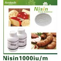 Buy cheap Best Price Nisin e234 Food Preservative from wholesalers