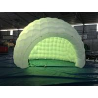 Buy cheap Customized Lighting Decoration Inflatable Tent , Inflatable Party Tent product
