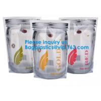 Buy cheap Jar Shaped Pouches, Round Bottom Plastic Bag/Stand Up Pouch Bag For Meat,Pork,Beef,Sea Food, Bagease, Bagplastics from wholesalers