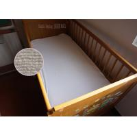 Buy cheap Toddler Zippered Cotton Crib Waterproof Mattress Cover Single Size from wholesalers