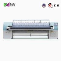 Buy cheap 68 Needles High Speed Quilting Machine , Commercial Quilting Machine With Embroidery Function from wholesalers