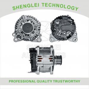 Buy cheap Center Muffler Type Car Generator 12V 140A Audi A3 1.6 - 3.2 Series Application product