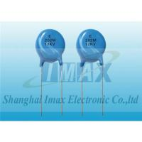 Buy cheap CT81 EHV Disc Ceramic Capacitors from wholesalers