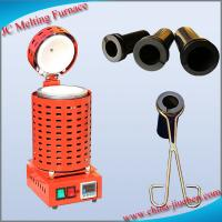 Buy cheap JC Portable Laboratory Using Small Melting Furnace for Smelting 1kg Gold Silver from wholesalers