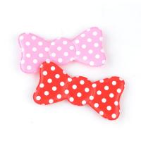 Buy cheap Pink / Red Foam Hair Accessories / Fancy Boutique Hair Bows , Recycle from wholesalers