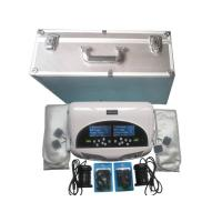 Buy cheap Cleansing Body Dual Ion Detox Foot Bath Machine / Therapy Foot Spa Detox Machine With digital display from wholesalers