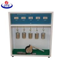 China Adhesion Tester Tape Retention Test Machine / Gummed Tape Lasting Adhesion Tester on sale