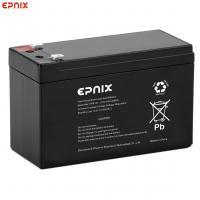 Buy cheap 7AH 12VDC(20HR) UPS battery rechargeable VRLA AGM battery valve regulated lead-acid battery from wholesalers