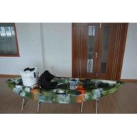 Buy cheap Custom Single Sit On Top Kayak , Ice Cooler Ride On Top Kayak Rotational Moulding from wholesalers