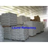 Buy cheap Unshaped Insulating Castable Refractory Wear Resistance As Furnace Lining from wholesalers