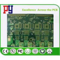 Buy cheap 1.6MM Thickness PCB Printed Circuit Board Fr4 Base Material High Tolerance from wholesalers