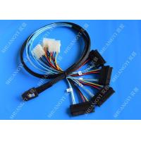 Buy cheap 1M Serial Attached SCSI Cable Mini SAS 36-Pin Male To SAS 29-Pin Female Cable from wholesalers