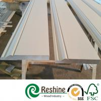 Buy cheap Decorative wood building skirting baseboard architrave primed mouldings from wholesalers