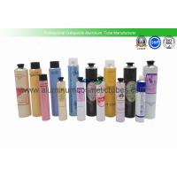 Buy cheap Beauty Empty  Aluminium Cosmetic Tubes , Body Lotion Aluminum Tube Containers from wholesalers