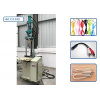 Buy cheap Easy Operate Wire Molding Machine HM-15T-PAD For Making Audio Converters from wholesalers