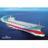 Buy cheap Sea Freight Shipping Services For International Export / Import from wholesalers