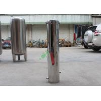 Buy cheap Industrial Multi Bag Ro Water Filter Housing For Water Filtration Equipment from wholesalers