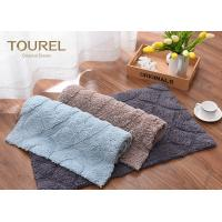 Buy cheap Customized Washable Hotel Bath Mats / Floor Mats For Motel Bathroom from wholesalers