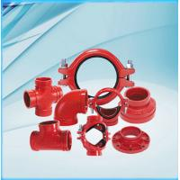 Buy cheap Ductile Iron Flange Adaptor Fitting for Building Project from wholesalers