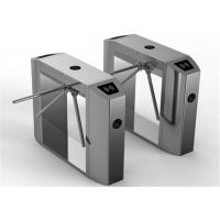 Buy cheap Bus station entry flow control solenoid valve Tripod Turnstile Gate 30 person / minute speed from wholesalers