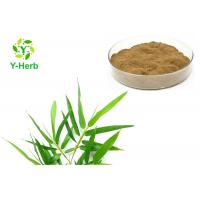 Buy cheap Organic Bamboo Leaf Extract Flavonoids Powder 5%-30% 10:1 Lophatherum Herb P.E. from wholesalers