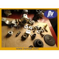 Buy cheap Aluminum / Brass / Steel Die Casting Components With Zinc Plated from wholesalers
