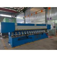Buy cheap 5m Length CNC Sheet Metal V Grooving Machine 1250/5000 with 5 alloy blades to cut from wholesalers