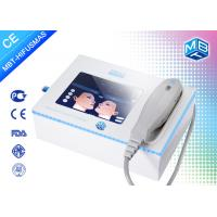 Buy cheap Mini Home Use Portable Hifu Machine , Hifu Beauty Machine Face And Body Slimming from wholesalers