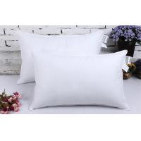 Buy cheap Anti-Snore Washable Polyester Microfiber Pillow Insert for Home and Hotel Bedding from wholesalers