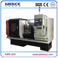 Buy cheap Diamond cutting automatic probe and cutting alloy wheel repair machine AWR32H from wholesalers
