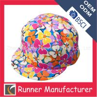 Buy cheap Buy Snapback Hats Floral Printing from wholesalers